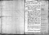 SCRC ID: 6884. Letter regarding the right of navigation on the Mississipi River, 1788.