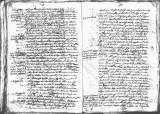 SCRC ID: 6973. Document relating to the genealogy of Juan de Oñate and his admission to the Order...