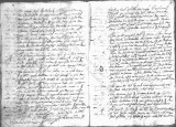 SCRC ID: 7020. Document relating to the evaluation of Juan de Oñate by Luis de Barros and...