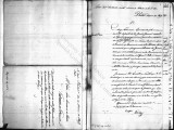 SCRC ID: 6769. Copy of the letter by Foronda to the U.S. Secretary of State, 1809.