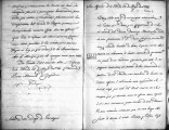 SCRC ID: 6853. Letter in which Vicente Manuel Zespedes asks Diego de Gardoqui to extend his...