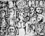 Portraits in Stone I