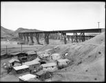 Rio Grande railroad bridge