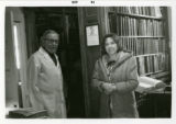 Carl H. Gellenthien, M.D. and Author Dorothy Simpson Beimer