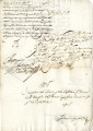 Petition and authorization to Fr. Juan de Narvaez to preach, Mexico City 1618.