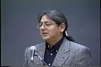 Language and literature, Native American Studies Spring 2000 Lecture Series