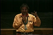 Code talker & former Navajo Nation Chairman Peter MacDonald, Sr.
