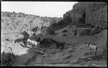 """Navajo Pete's Springs on Keam's Canon Road, Arizona"""