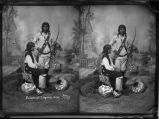 """Pueblo of Laguna, New Mexico, George Waiteri and Tzashima"""