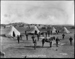 Detachment Troop K, 2nd Cavalry at Zuni Pueblo, New Mexico