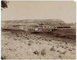 Camp Alice near Fort Wingate, New Mexico