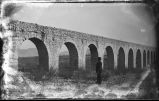 """The Aqueduct, Chihuahua, Mexico"""