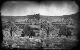 """Down Pecos Valley from Martinez Ranch, September 1880"""