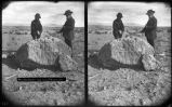 """The Mysterious Rock near Albuquerque, New Mexico"""
