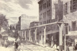 1868 First Elevated RR in NYC
