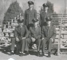 Air Force ROTC - band staff - 1951-52