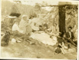 """Our Picnic in the Canõn, July 1918"""
