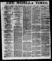 The Mesilla Times 1861-06-01