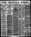 The Mesilla Times 1861-07-27