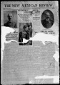 The New Mexican Review 1909-09-23