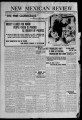 The New Mexican Review 1912-08-08