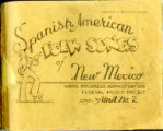 Spanish American Folk Songs of New Mexico Unit No. 2