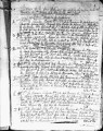 SCRC ID: 3096. Memoria listing missionaries bound for Florida, 1721.